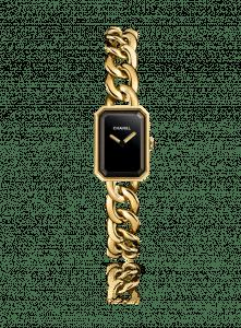 Chanel Yellow Gold Chain Bracelet Premiere Watch 16mm