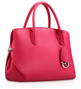 Dior Coquelicot DiorBar Small Bag