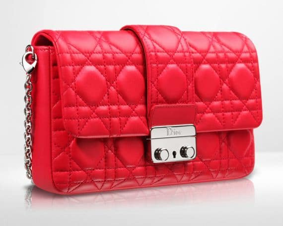 Dior New Lock Pouch Bag Reference Guide   Spotted Fashion 2925ba2f5e