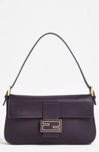 Fendi Amethyst Baguette Bag 1
