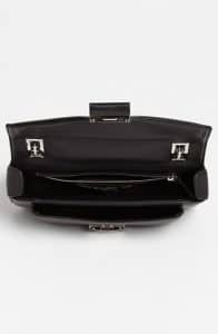 Fendi Black Be Baguette Bag 3
