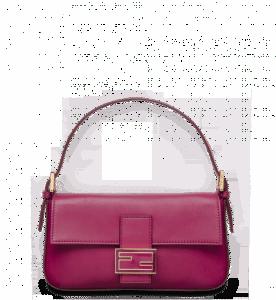 Fendi Fuchsia Baguette Bag