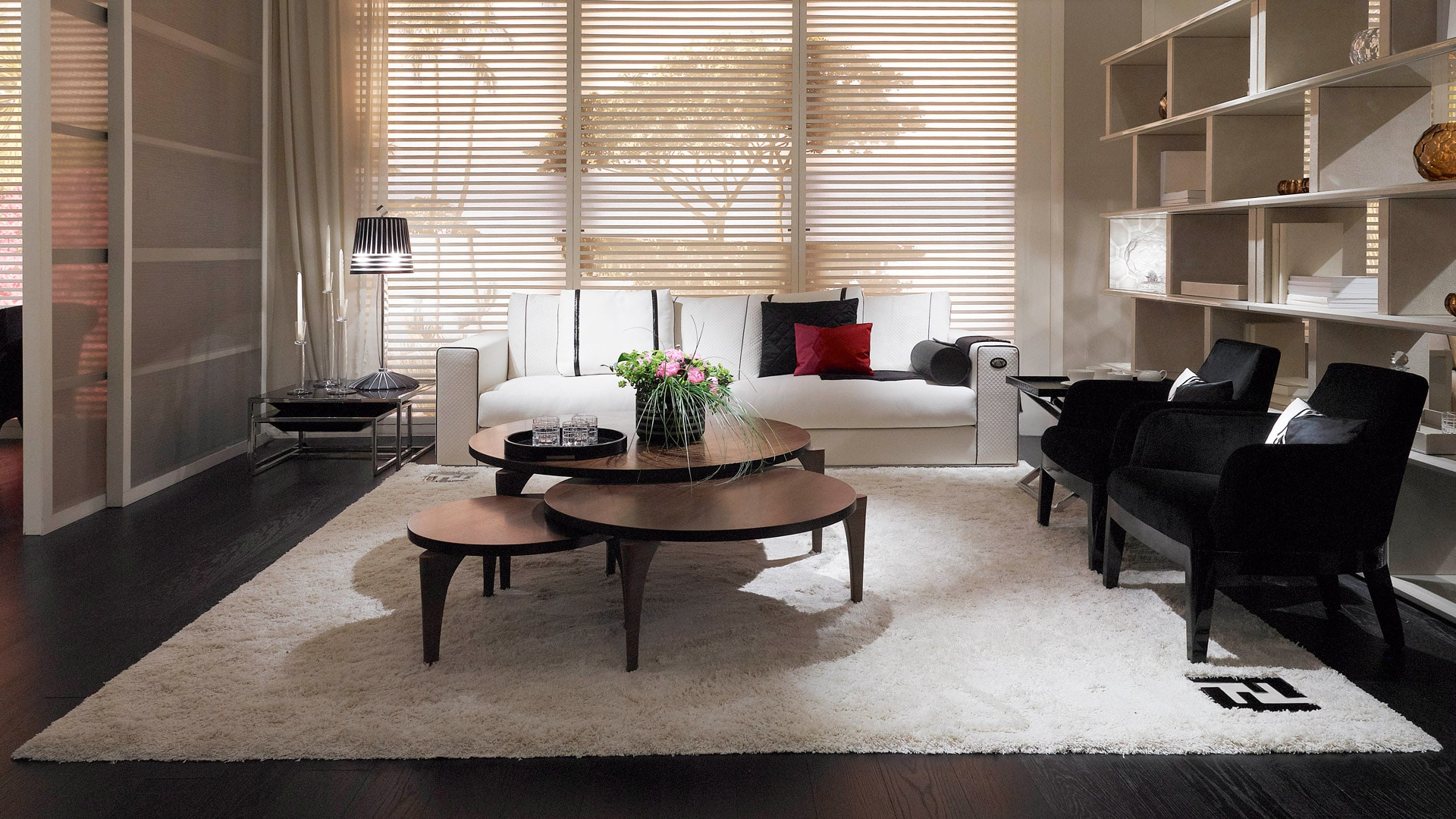 Luxury interior design with fendi casa spotted fashion for Designer casa
