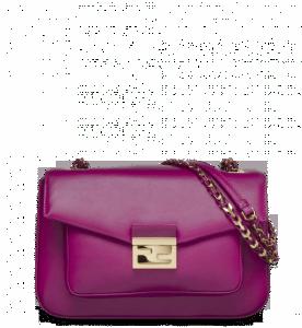 Fendi Raspberry Be Baguette Bag