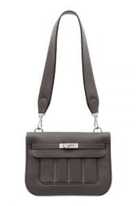 Hermes Grey Berline Bag