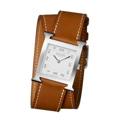 Hermes H Hour Watch Reference Guide Spotted Fashion