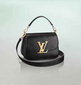 Louis Vuitton Black Vivienne LV Bag