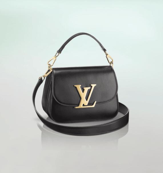 Louis Vuitton Black Vivienne Lv Bag