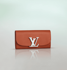 Louis Vuitton Clementine Taurillon Vivienne LV Long Wallet