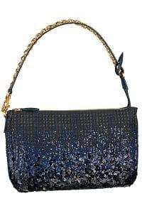 Louis Vuitton Marine Reverie Pochette Chain MM Bag