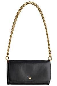 Louis Vuitton Noir Cuir Boudoir Sarah Chain Bag