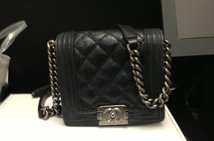 The Chanel Boy Bags from the Fall Winter 2013 collection  5ba7f5afc997