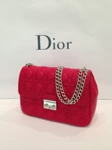 Miss Dior Red bag - Fall 2013 new design