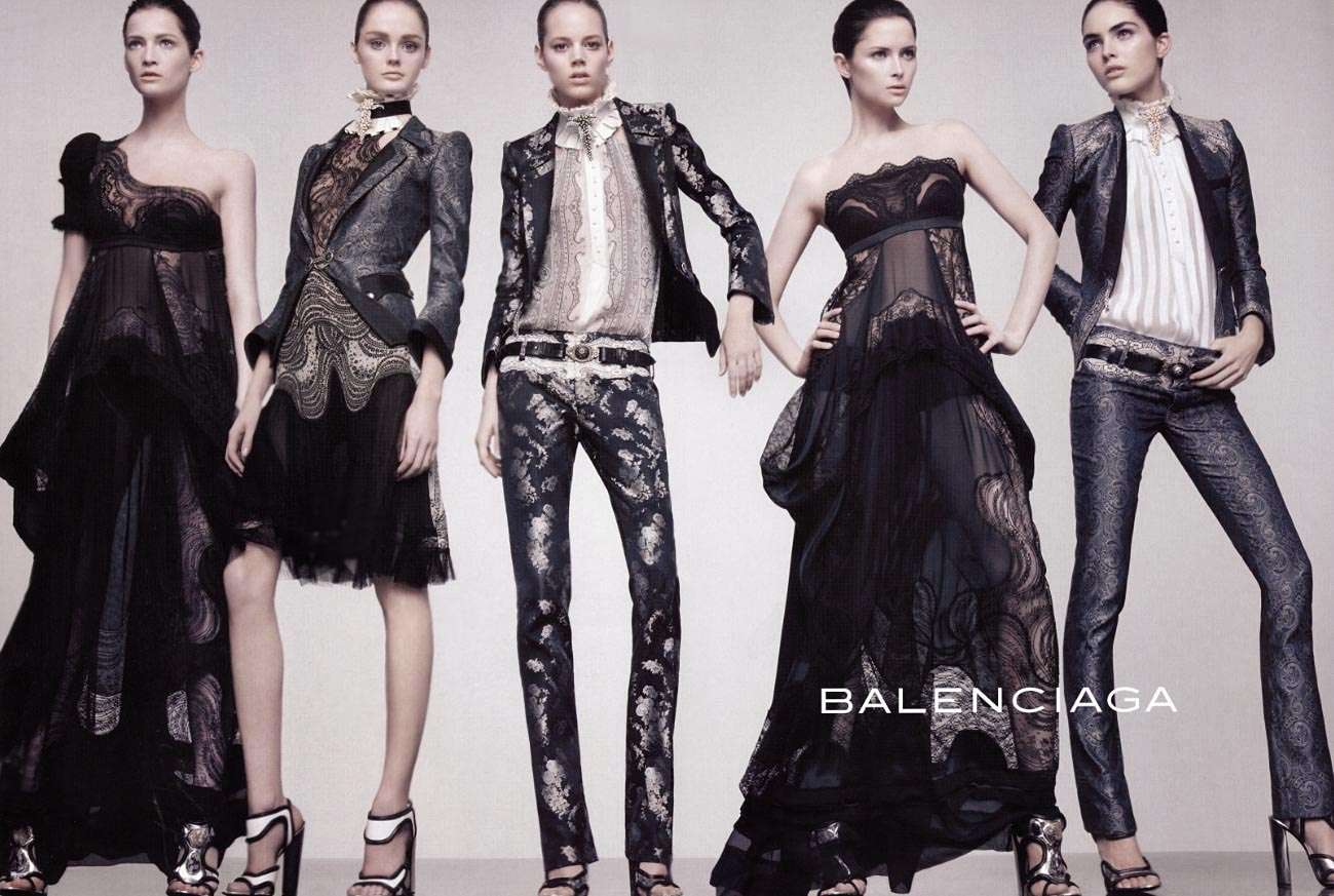 Fashion Retrospective Nicolas Ghesquiere Spotted Fashion