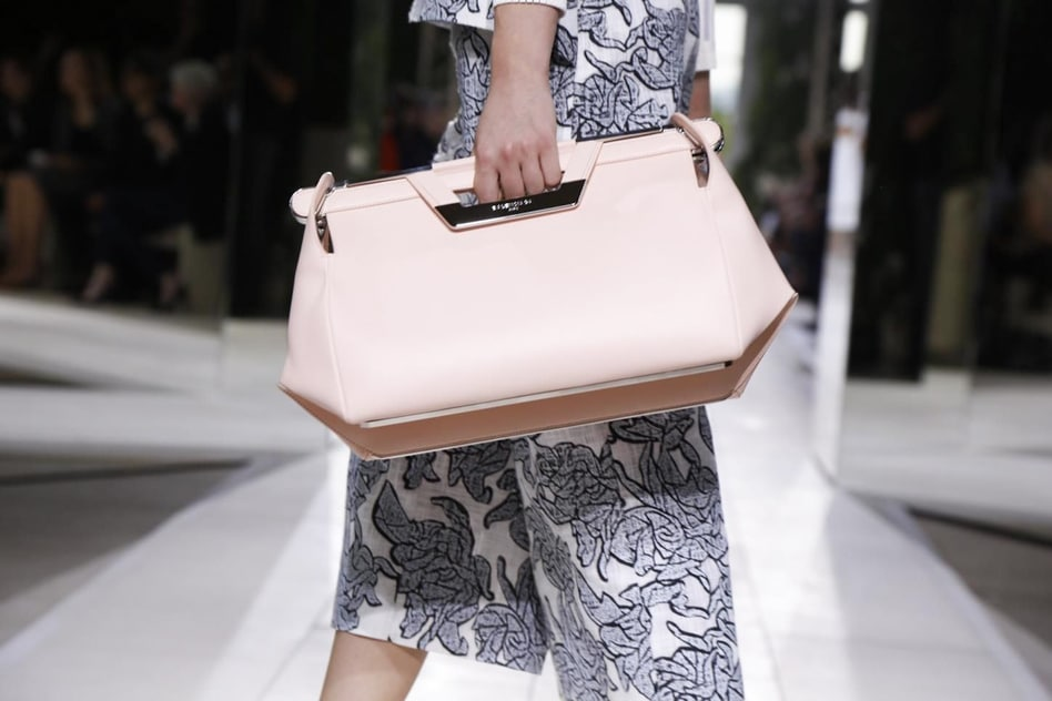 balenciaga spring 2014 runway bag collection spotted fashion