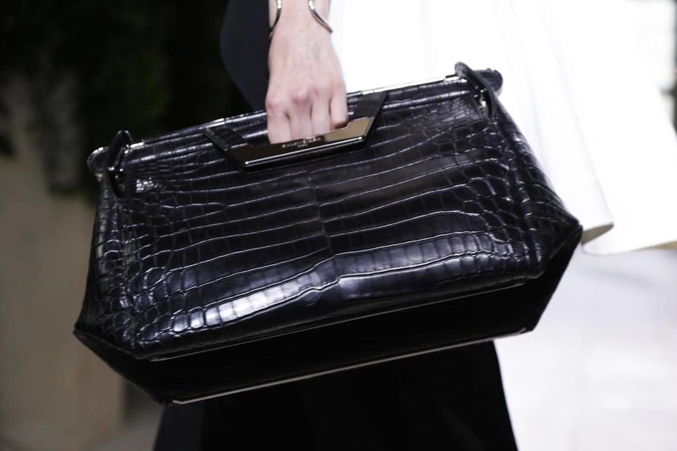 20879e38ae Balenciaga Spring 2014 Runway Bag Collection | Spotted Fashion
