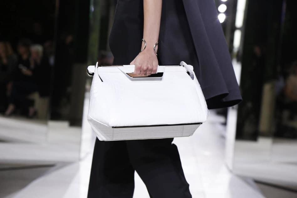 balenciaga spring 2014 runway bag collection
