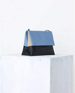 Celine All Soft Blue Lavender Tote Bag - Spring 2014