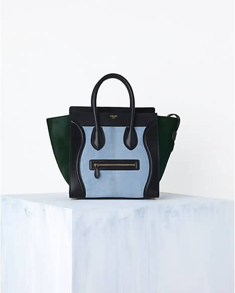 Celine Spring 2014 Bag Collection | Spotted Fashion