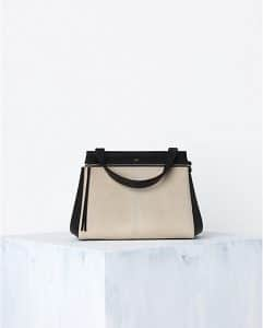 Celine Cream Pony Edge Tote Bag - Spring 2014