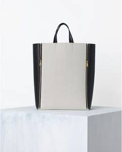 Celine Vertical Zip Cabas Bag - Spring 2014