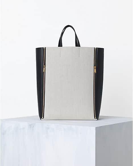 faa3918aa Cabas Shopping Tote Bags. Celine Vertical Zip Cabas Bag - Spring 2014