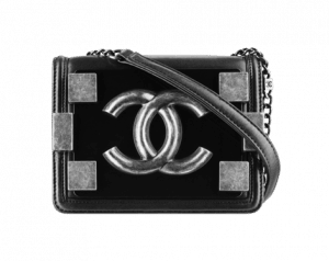 Chanel Black Boy Brick Flap Bag