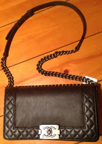 Chanel Boy Reverso Bag Reference Guide Spotted Fashion
