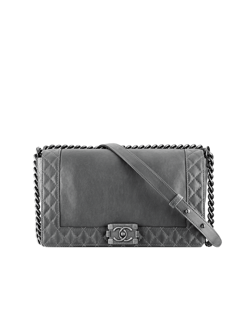 chanel boy reverso bag reference guide � spotted fashion