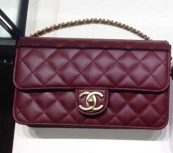 Chanel Crossing Times Flap Bag Reference Guide  b6a88b190cc8