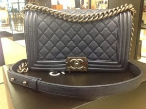 Chanel Medium Boy Bag - Fall 2013