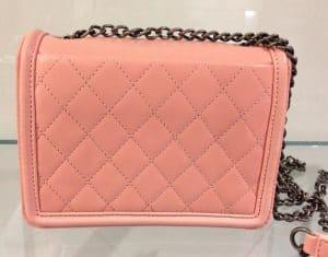 Chanel Pink Boy Brick Flap Bag 3