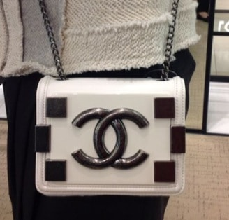Chanel Boy Brick Flap Bag Reference Guide Spotted Fashion