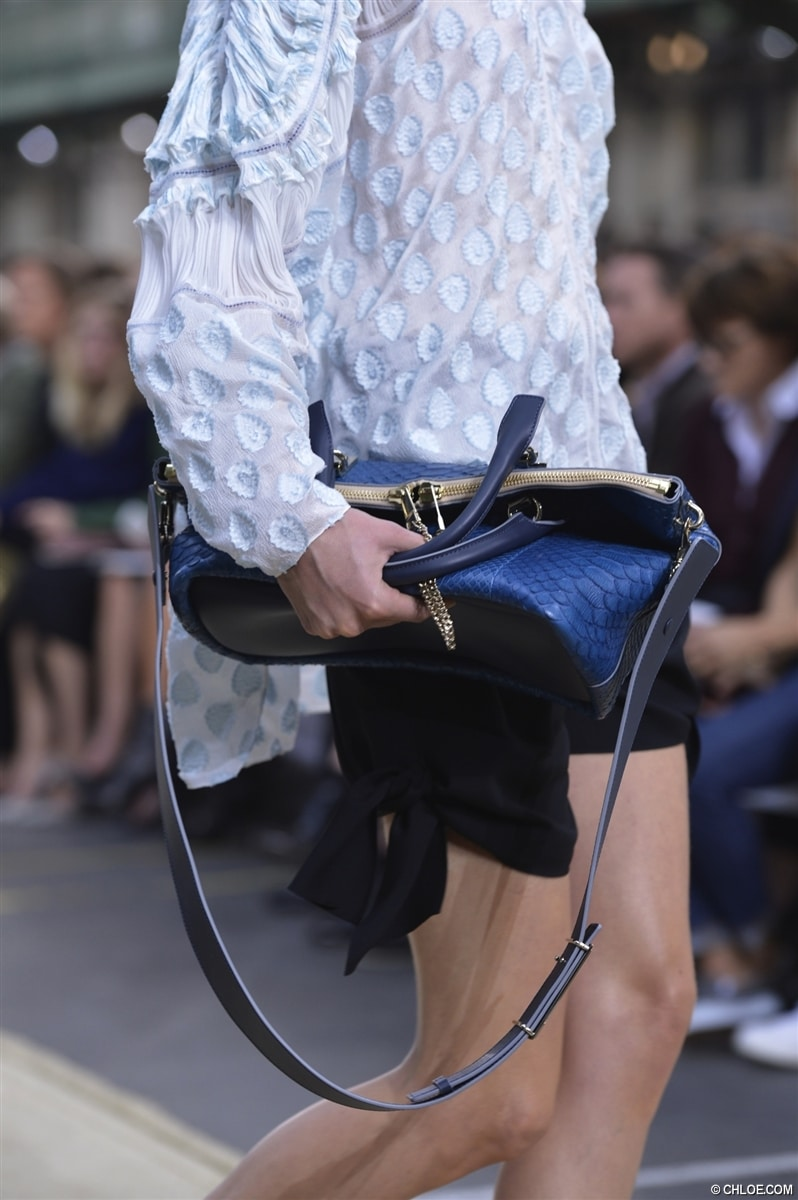 Chloe Spring 2014 Runway Bag Collection   Spotted Fashion