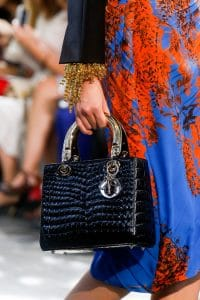 Dior Spring 2014 Runway Bag Collection Spotted Fashion