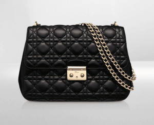 Dior Black Miss Dior Large Bag