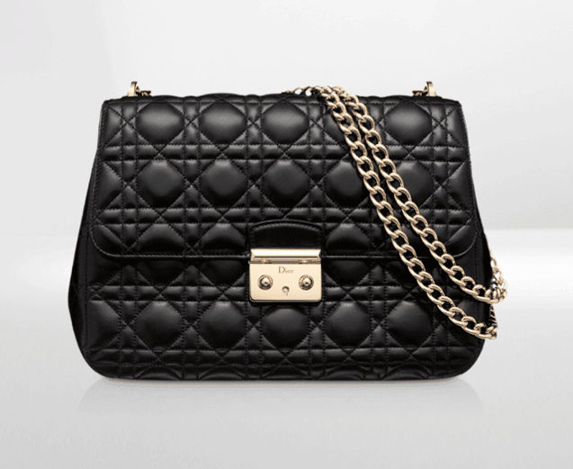 Dior Black Miss Large Bag