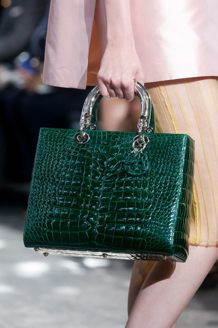 Dior Spring 2014 Runway Bag Collection – Spotted Fashion