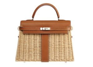 Hermes Kelly Picnic Bag