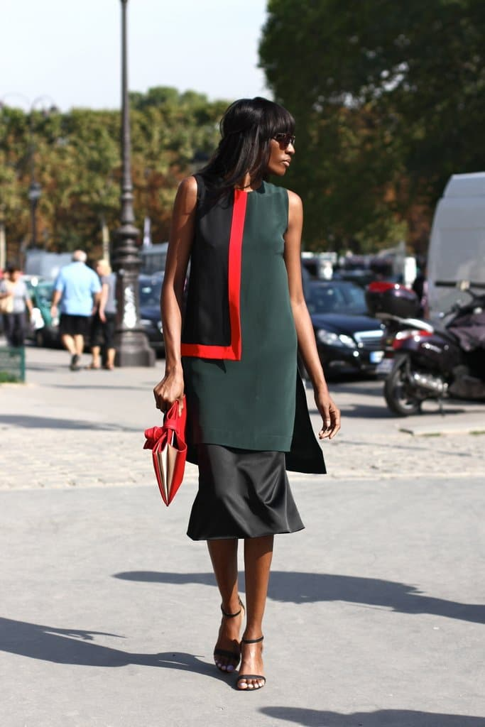 Street Style Photos from Paris Fashion Week Spring 2014 ...
