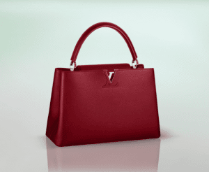Louis Vuitton Cherry Capucines GM Bag