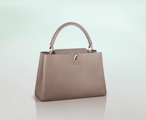 768ca2ebb30e Louis Vuitton Capucines Tote Bag Reference Guide
