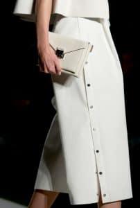 Mulberry Cream Kensal Shoulder Bag - Spring 2014