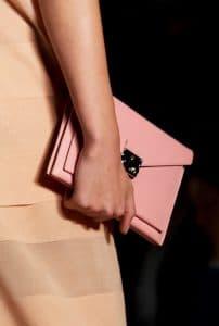 Mulberry Pink Kensal Shoulder Bag - Runway Spring 2014