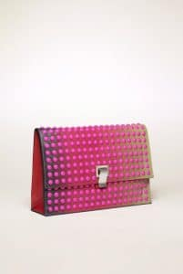 Proenza Schouler Red Degrade Small Lunch Bag