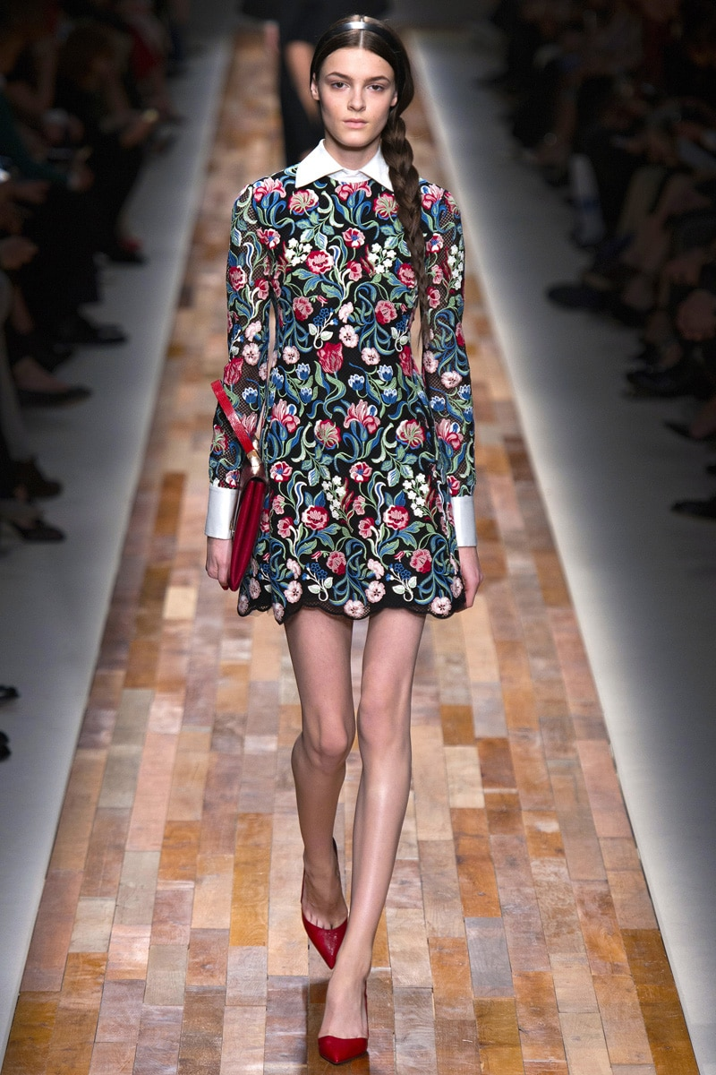 Romantic Essentials from Valentino's Fall Collection ...