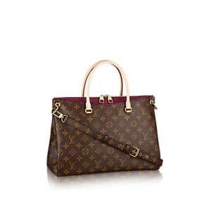 Louis Vuitton Aurore Pallas Bag