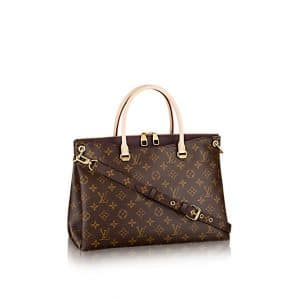 Louis Vuitton Pallas Bag