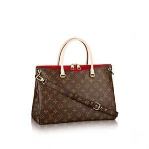 Louis Vuitton Monogram Canvas Cerise MM Bag