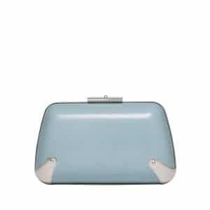 Balenciaga Blue Clutch Bag - Resort 2014
